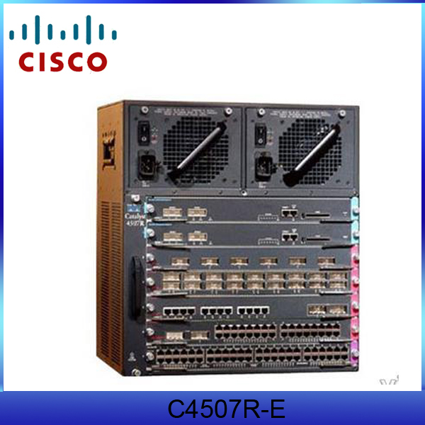 Cisco Catalyst 4500 Series 7 Slot Chassis Ws C4507r E 7