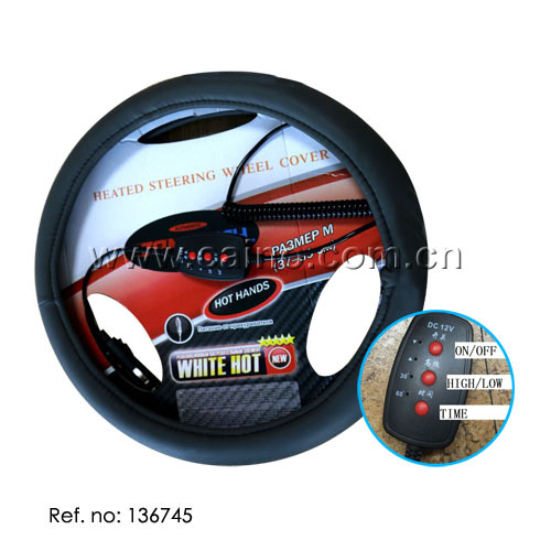 Heated steering wheel cover(136745)