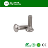 M16 M20 SS304 A2-70 A4-70 stainless steel cup head bolt DiN603