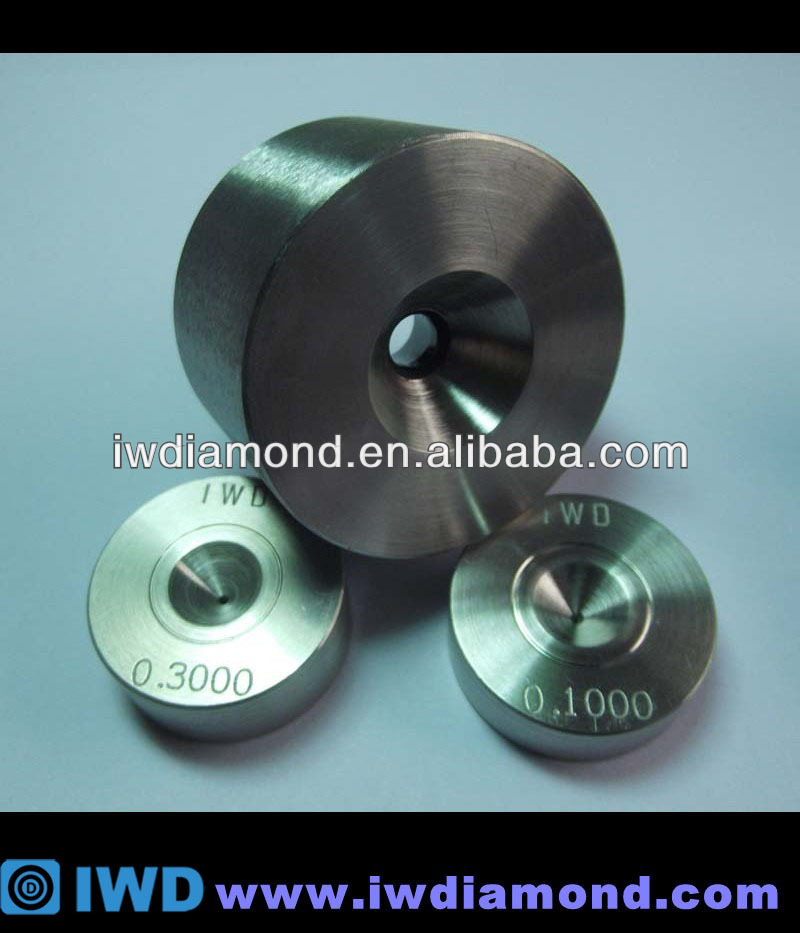 IWD Natural& PCD Diamond Wire Drawing Dies
