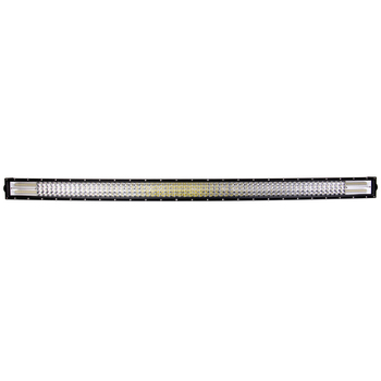 972W 52 Inch Led Bar 4 Rows 52inch curved led light bar IP67
