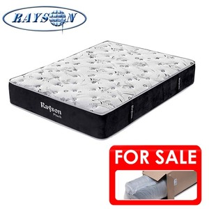 Individual Encased King Coil Pocket Spring Mattress Knitted Fabric Oem Independent Pocket Spring Mattress