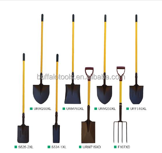 Diferentes tipos de empuj n pala de jard n herramientas for Gardening tools jakarta