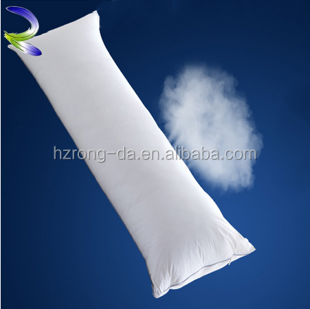 Sleeping Pillow White Hotel Oblong Pillow