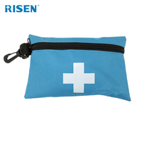 Wholesale Health Care CPR First Aid Kit Course Emergency AED Training First Aid Nylon Bag