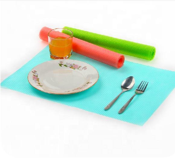 China Manufacturer Kitchen Cork Table Mat Shelf Drawer Liner Pad