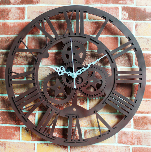 Related Keywords Amp Suggestions For Large Wall Clocks Gears