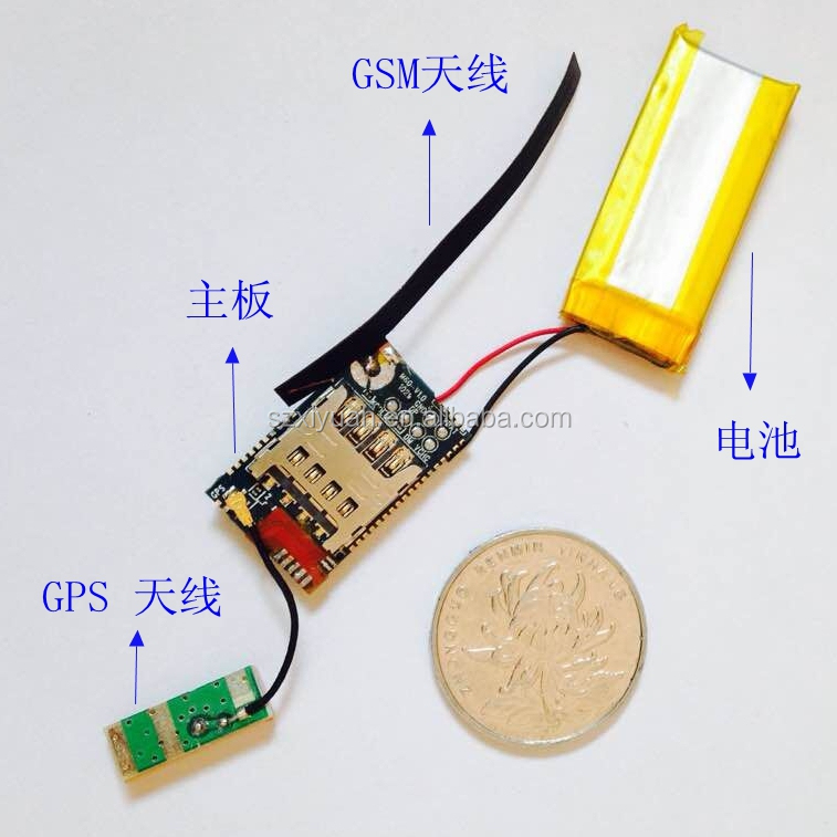 GPS Tracking PCBA for GPS Shoes
