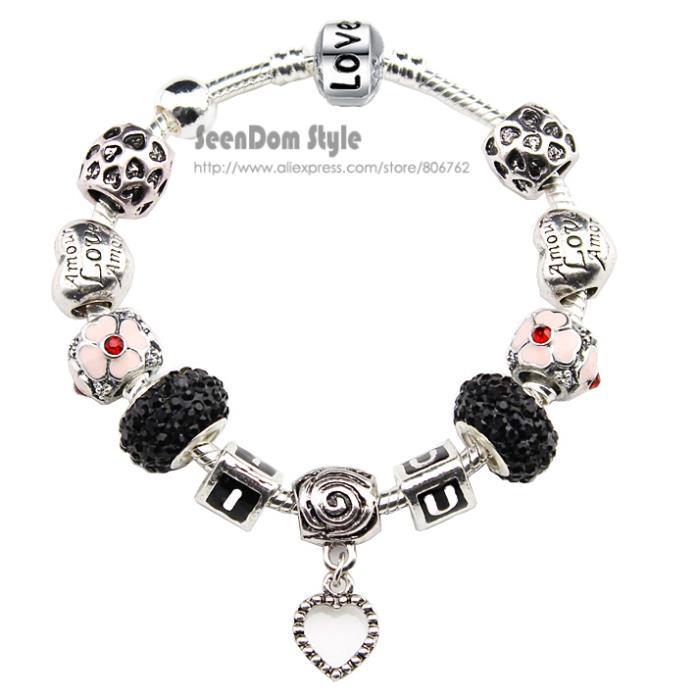 bracelet pandora aliexpress