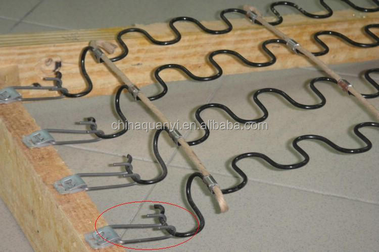 U Shaped Spring Clip Zig Zag Wire Clip Sofa Hardware Buy