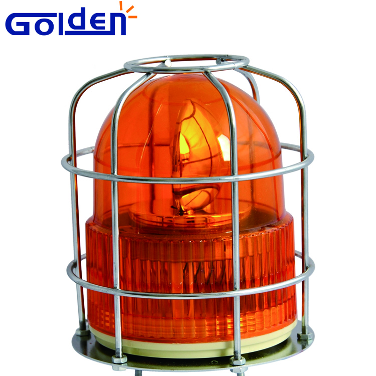 Amber explosion proof rotary rotating warning beacon light for truck