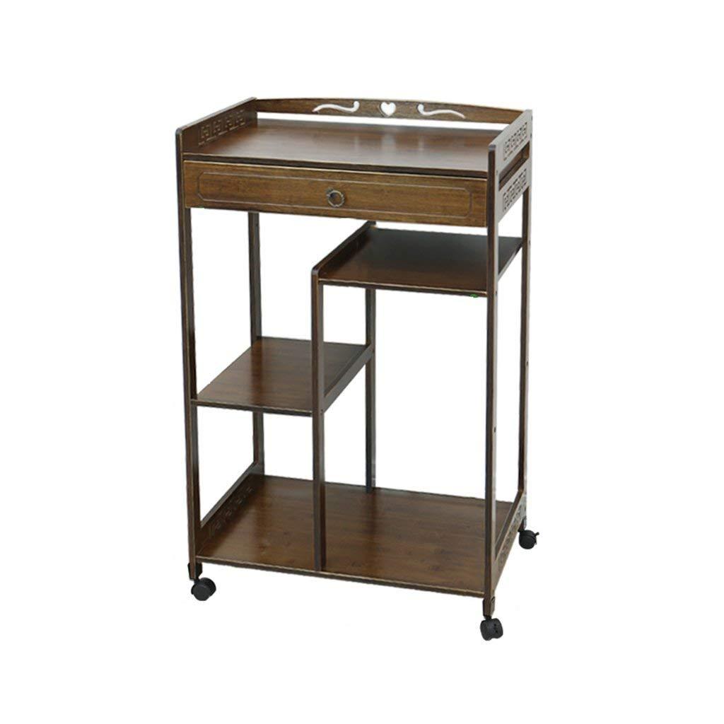 LTJTVFXQ-shelf Shelves Tea Kung Fu Tea Shelf Floor Simple Modern Storage Cabinet Mobile Coffee Table Locker