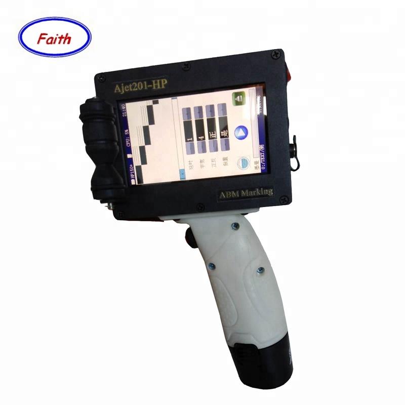 e54fa4bdd64a Handheld Portable Printer Plastic Bag Inkjet Printer - Buy Handheld Inkjet  Printer