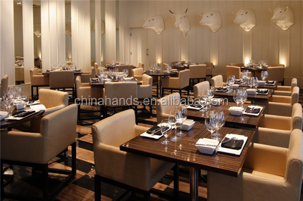 Restaurant Furniture/Restaurant Dining Set/Restaurant Chair