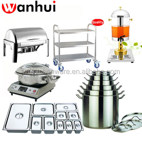 Chafer, GN pan, Trolley and more Commercial Kitchen Equipment