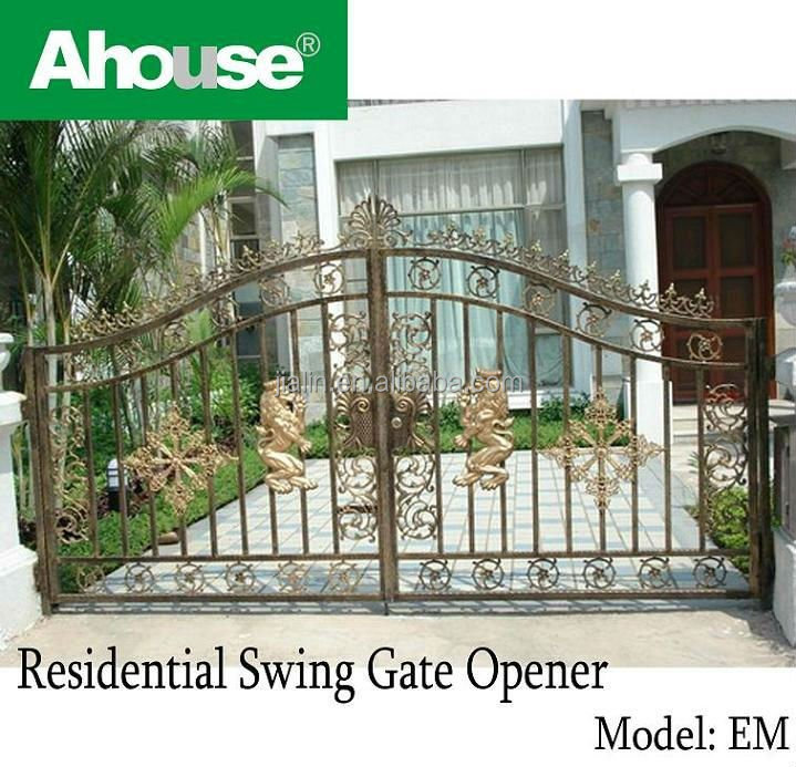 Swing Gate Opener Auto industrial remote control gate opener