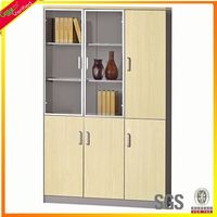Customized four drawer vertical filing cabinet office filing system