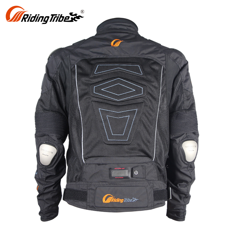 Customized Professional Textile Summer Mesh Jacket Motorcycle Racing For Men