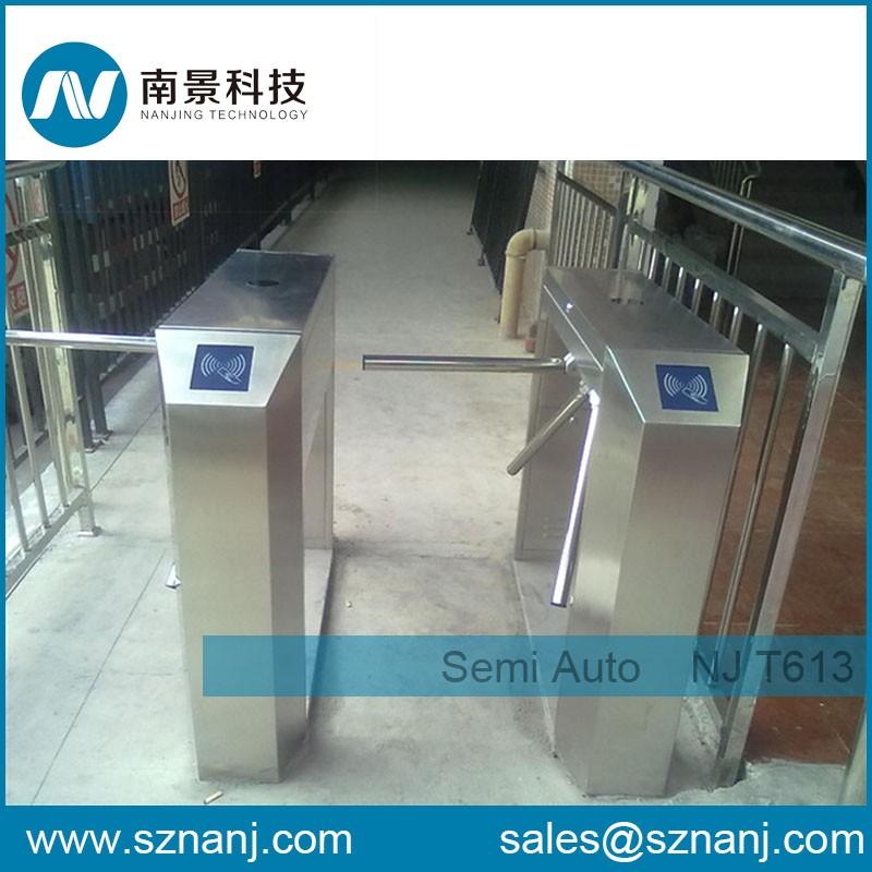 Puerta de control de acceso torniquete de puerta de for Puerta xor de tres entradas