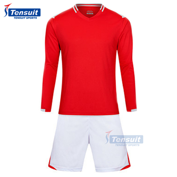 89632e2df5c Football shirt factory wholesale blank soccer jersey top thai quality hot  clubs football jersey