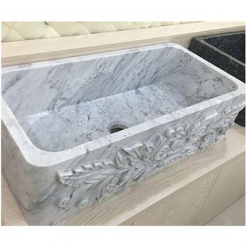 Carrara Stein Waschbecken,Bad Waschbecken,Küche Waschbecken - Buy Marmor  Waschbecken,Marmorbecken,Waschbecken Product on Alibaba.com