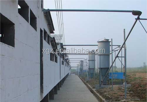 low price light frame steel poultry farm house design drawing for pig farm house