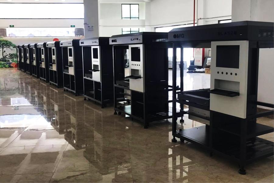 Professionale Industriale Stampante SLA 3d