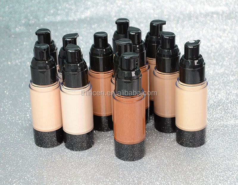 OEM Private Label Makeup Waterproof Long Lasting Liquid Foundation