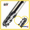 JINOO High Performance cnc quality end mills solid carbide pcd tools
