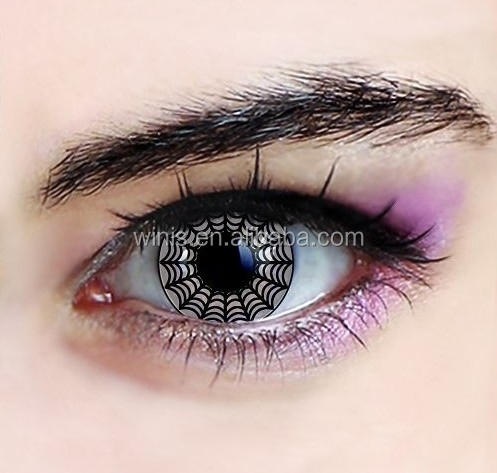 Wholesale halloween contacts crazy eyes contact lens