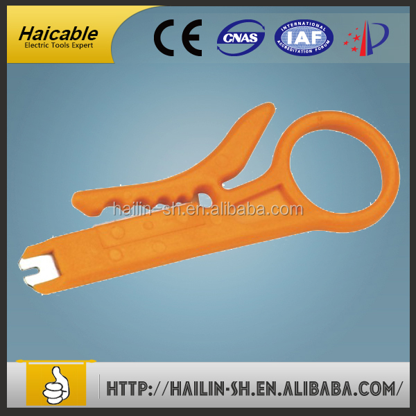 HT-318M Portable Rj45 Rj11 Rj12 Wire Cable Crimper Crimp Cutting Stripper2017 hotHigh Quality Wire Cable Punch Down Cutter