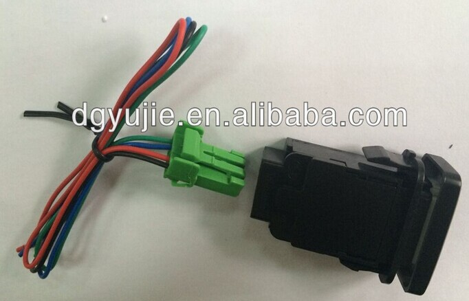 HTB1uSusGVXXXXc3XFXXq6xXFXXXB panel dual usb socket and voltmeter for boat rv car motor  at fashall.co