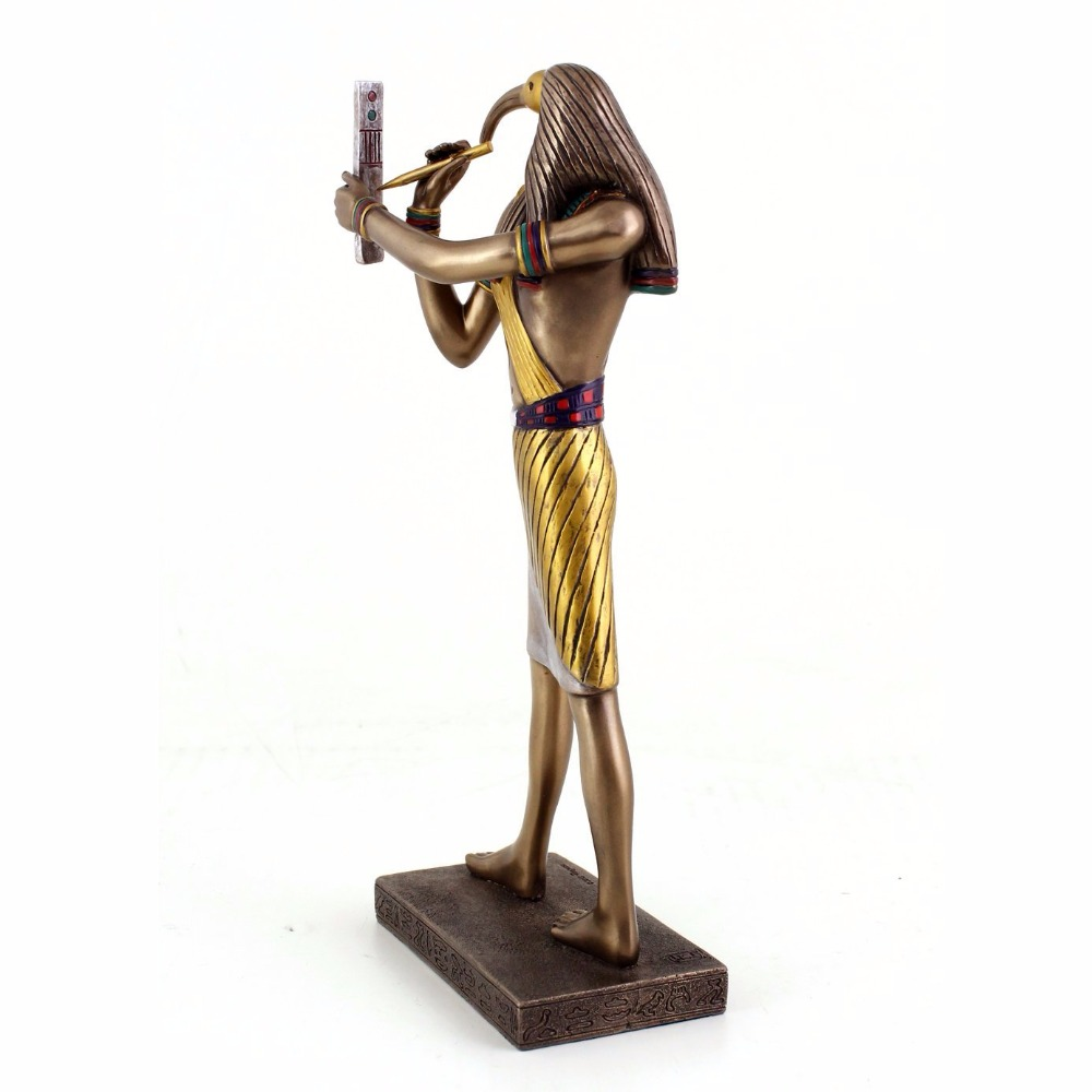 Thoth - Egyptian God of Knowledge & Wisdom Statue Figurine