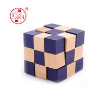 <span class=keywords><strong>Yunhe</strong></span> massivholz gute qualität IQ cube puzzle