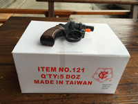 Toy gun bullet plastic ring caps with paper toy fireworks for kids