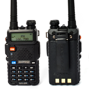 VHF UHF Dual Band Baofeng UV-5R Two Way Radio