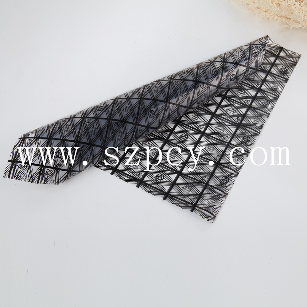 shenzhen factory ESD PE Conductive Grid Bag