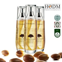 Professional Morocco Hair Argan Oil with best caring for frizzy hair, heat protection hair serum 100ml