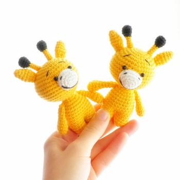 Örgü Serüveni - YouTube   Zürafa, Amigurumi, Bebek çıngırağı   350x350