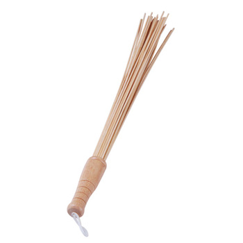 Sauna Bamboo Massage Stick, Sauna Whisks
