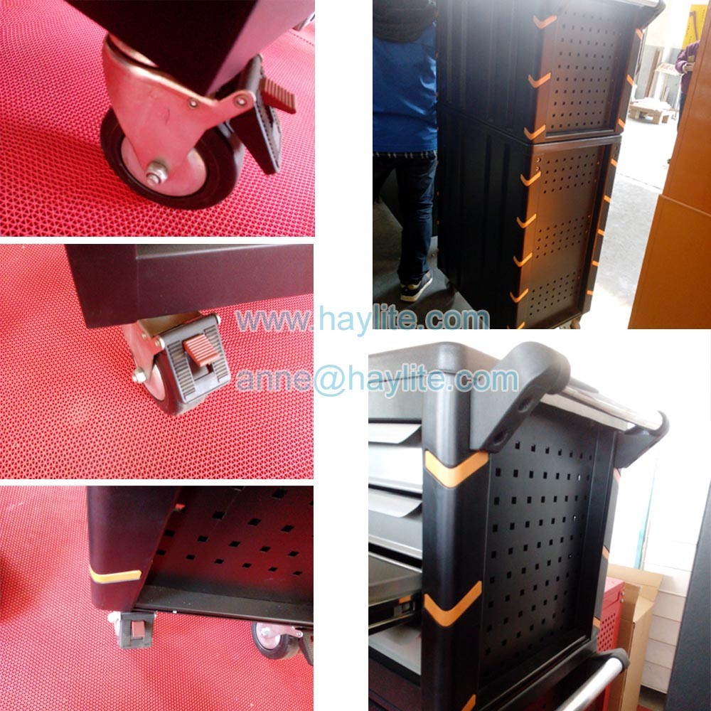 China movable heavy duty steel tool cabinet for sale