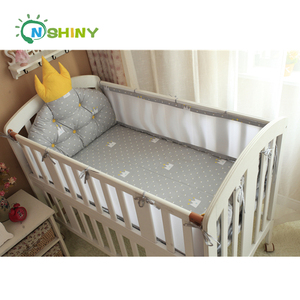 high quality summer new design baby crib beding set
