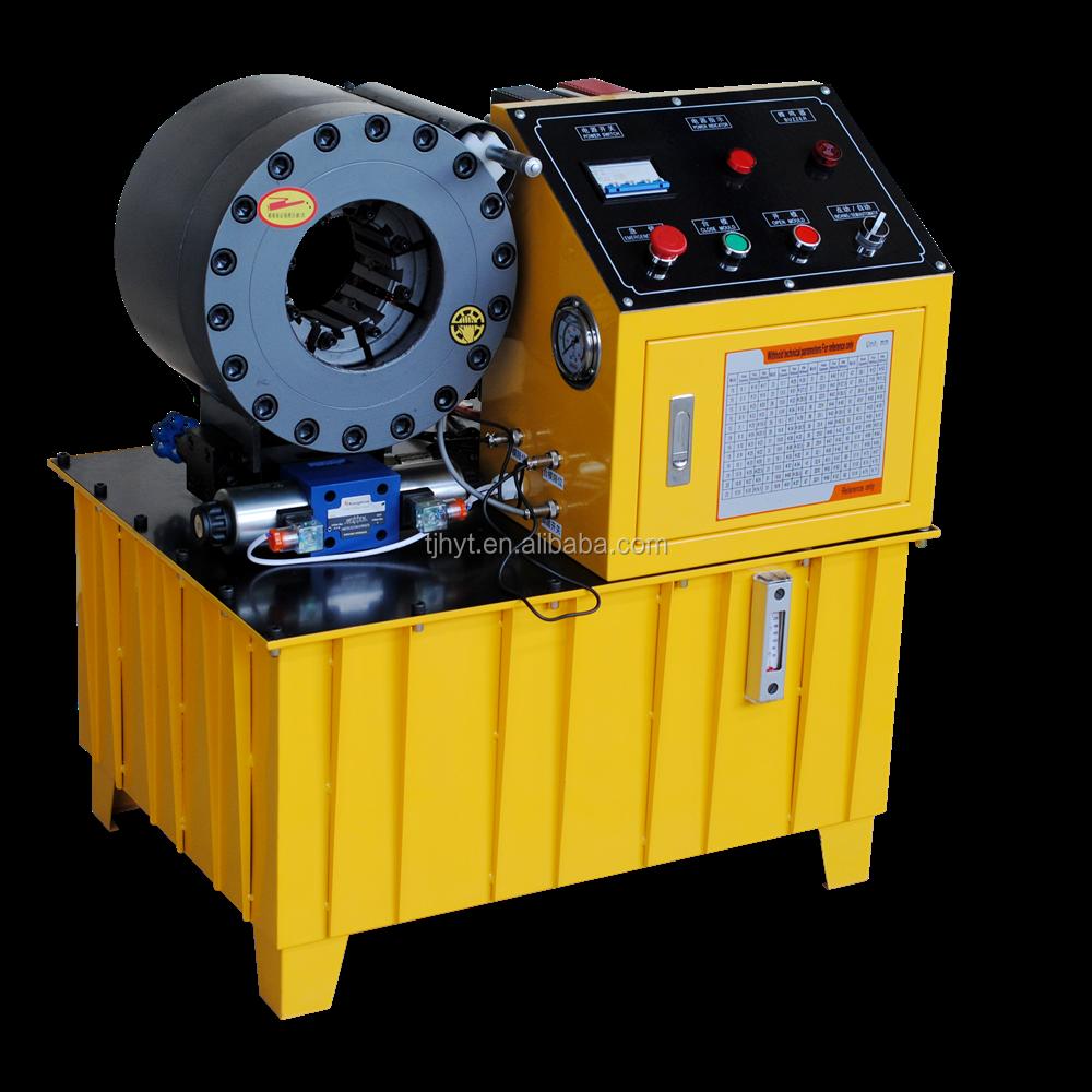 Finn-power Used High Pressure Hydraulic Hose Crimping Machine For Sale -  Buy Used Hydraulic Hose Crimping Machine For Sale,Finn-power Hose Crimping