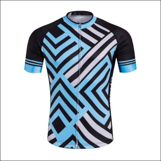 Personalized short sleeve cycling shirts with custom design