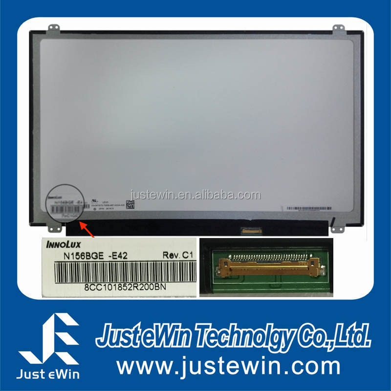 "New Innolux N156HGE-EAL REV.C1 15.6/"" Full-HD Laptop LCD LED Replacement Screen"