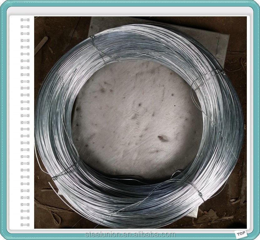 GI Wire Manufacturers Hot Dipped Galvanized Iron Wire