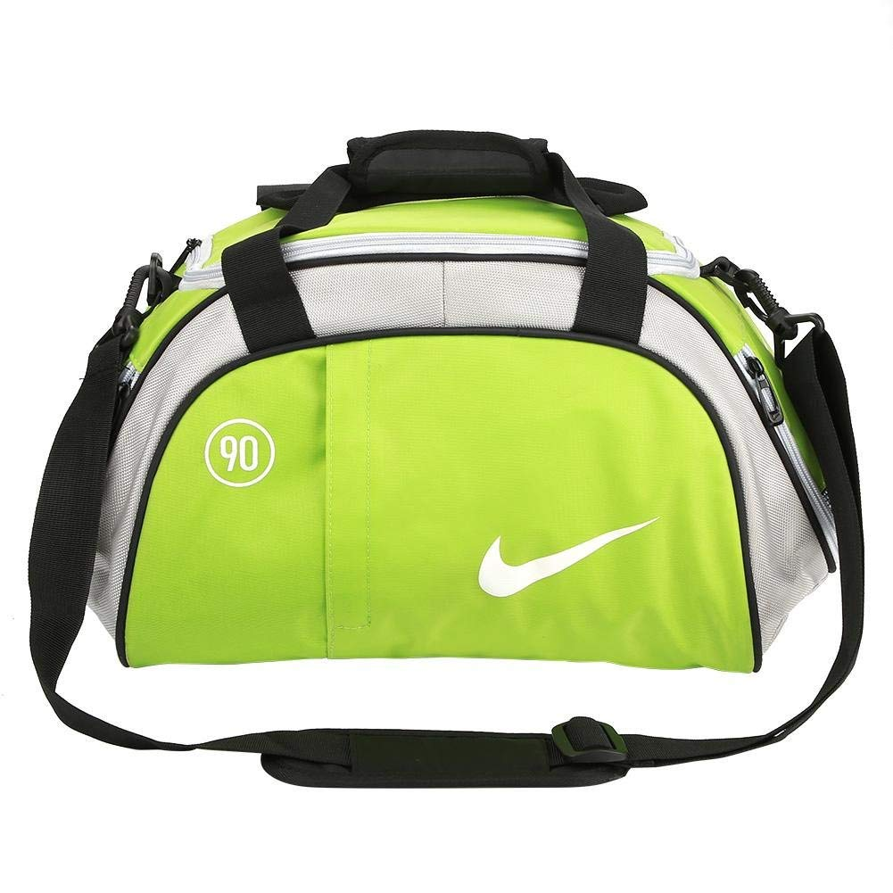 Get Quotations · Sports Bag Gym Bag Sports Holdall Travel Duffel Bag With Shoe  Compartment 540ec316a64f6