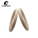 Factory Price Core Strength Exercises Wooden Gymnastic Rings