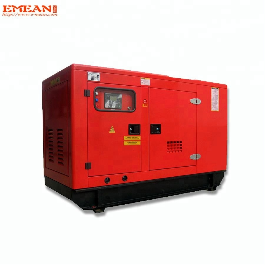 Discount Product Diesel Generator 25 kva to 25kw Diesel Generator Silent Type for distributor