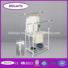 multifunctional funny stand clothes hanger rack